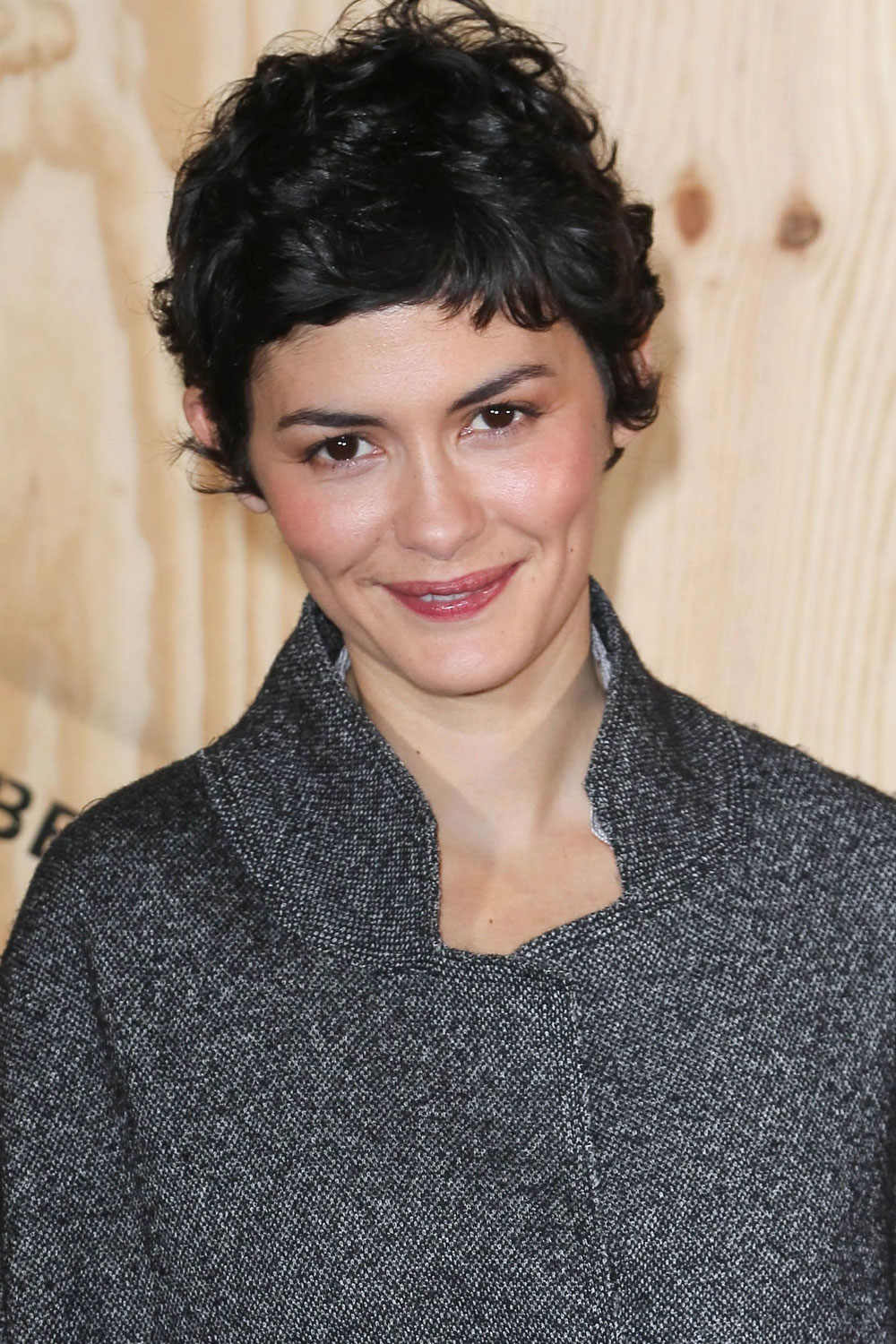 Audrey Tautou With A Messy Pixie Crop The Hair 100 Top Celebrity