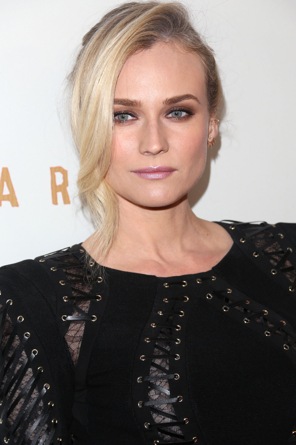 Diane Kruger With A Sweeping Fringe - The Hair 100: Top Celebrity ...